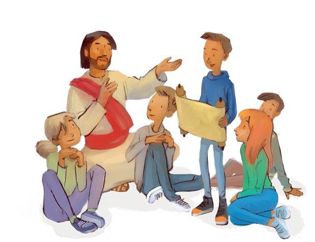 page catéchisme