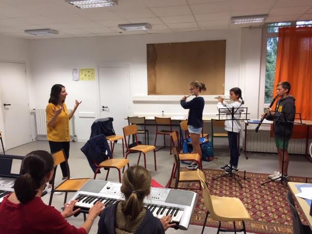 page école musicale