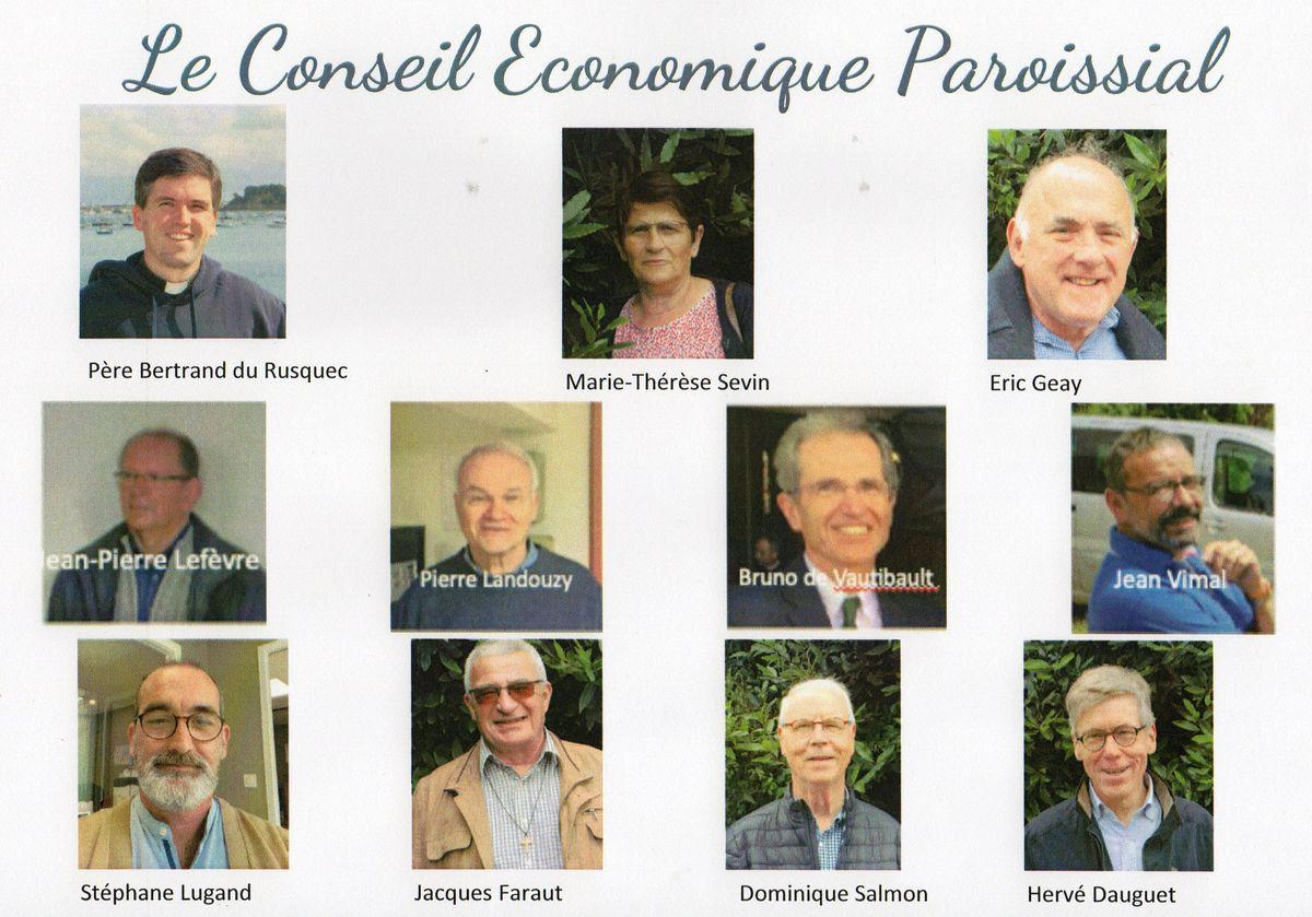 conseil économique paroissial 2021